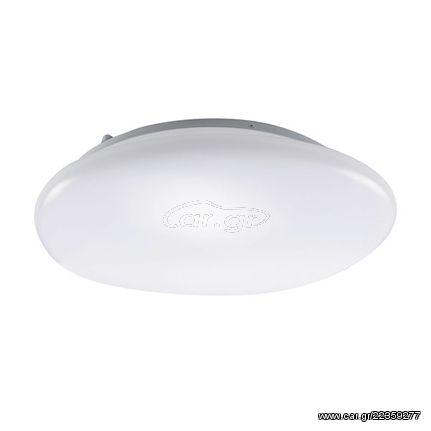 Φωτιστικό οροφής λευκό LED SMD μονόφωτο 60W 4000K ενδιάμεσο φως 589x545mm COSMOS | Z6040STC