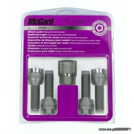 Μπουλόνια Ασφαλείας 12x1,25 40,6mm (17) κωνικά ORIGINAL A040