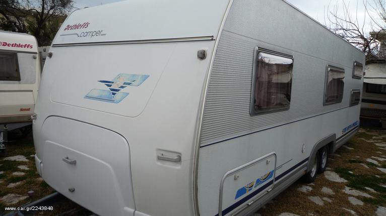 Dethleffs '07 750 camper sk