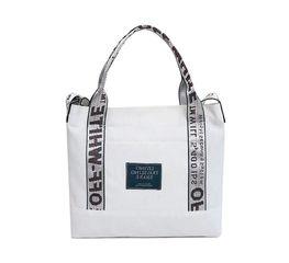 OFF WHITE BAG
