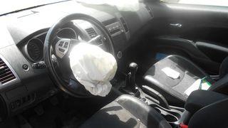 Citroen  C-CROSSER '09 Ολόκληρο Αυτοκίνητο- Πόρτες-Καθίσματα/Σαλόνι