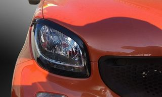 SMART FORTWO 453 HEADLIGHT EYEBROWS