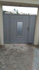 Πόρτες εξωτερικές μεταλλικες