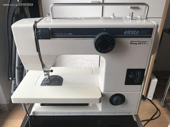 ραπτομηχανη Elnita 140