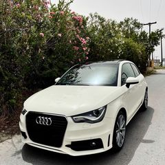 Audi A1 '10 1.6 S-LINE *ΗΛΕΚΤΡΙΚΗ ΟΡΟΦΗ*