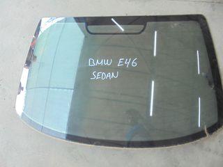 BMW E46 316-318-320 99'-04' Παρμπρίζ πίσω