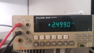 FLUKE 8840A Εργαστηριακό Πολύμετρο Πάγκου  5.5 ψηφίων / FLUKE 8840A 5.5 Digit Bench Digital Multimeter