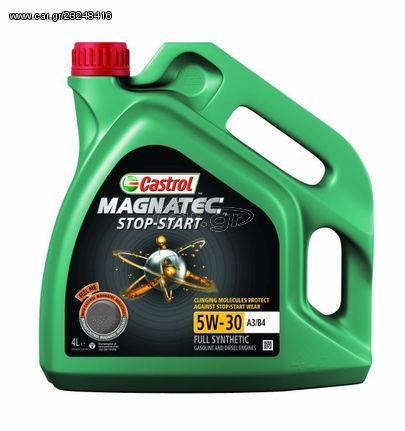 MAGNATEC 5W30 A3/B4 SS 4L