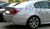 V1 SPOILER/ΑΕΡΟΤΟΜΗ ΠΟΡΤ ΠΑΓΚΑΖ BMW E60 |  ® StreetBoys - Car Tuning Shop-thumb-1