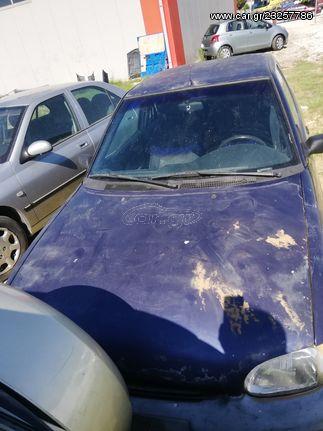 ford escort 96 ztec