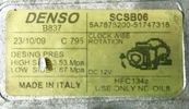 ΚΟΜΠΡΕΣΕΡ A/C DENSO  LANCIA  MUSA <350_>  (10/2004-09/2012) - Y <840_>  (03/1996-09/2003) - YPSILON <843_>  (10/2003>)  ΚΩΔ. 51747318  ,  5A7875200  ,  SCSB06-thumb-17