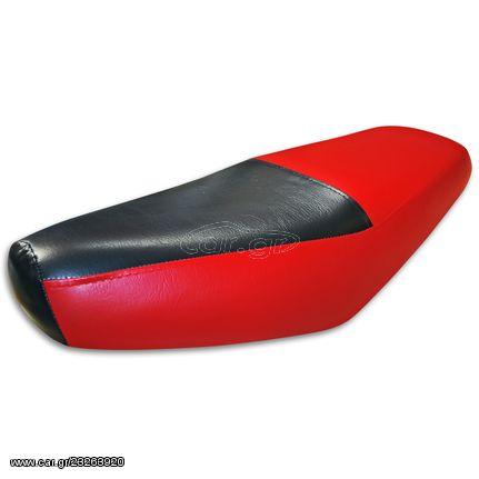 Σέλα Yamaha F1ZR 110 μαύρη - κόκκινη OEM