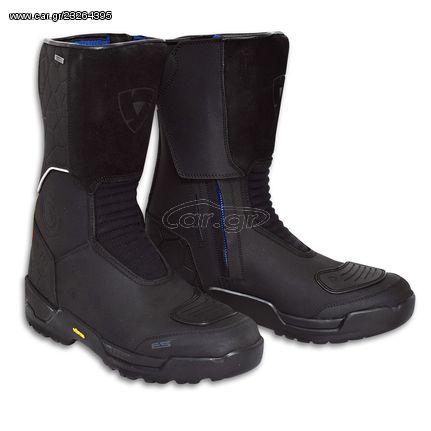 Μπότες μηχανής Revit Trail H20 Boot μαύρες