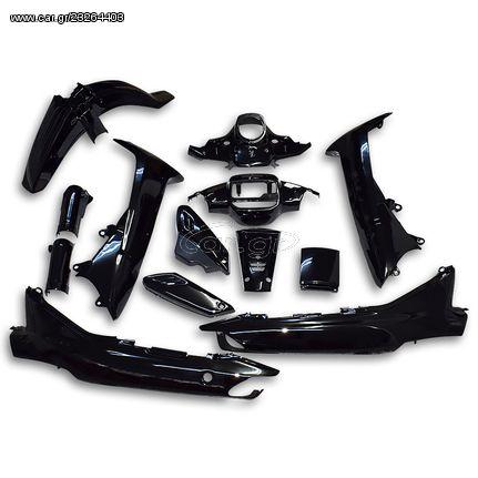 Κοστούμι Yamaha Crypton 105 μαύρο ΟΟΗ