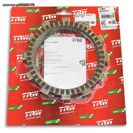 Δίσκοι αμπραγιάζ Yamaha XT 600 MCC416-8 Lucas TRW