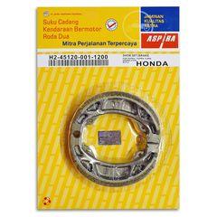 Σιαγώνες Honda Astrea Grand / Supra / Supra-X Aspira