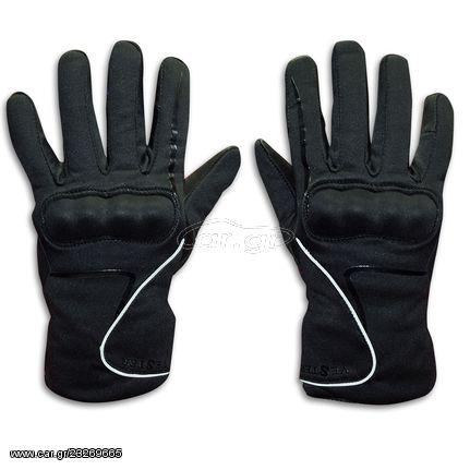 Γάντια μηχανής Vester Pride μαύρα