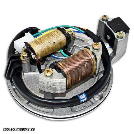 Πηνία (στατόρ) Honda C50C 12V / GLX 50-90