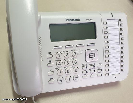 Panasonic KX-DT546 Τηλεφωνική συσκευή