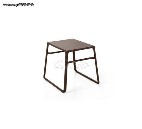 Τραπέζι Βοηθητικό Pop 07011761 nardi καφέ