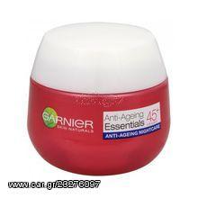 Garnier 45+ Essentials Anti-Aging Night Care - Rejuvenating Night Cream 50ml