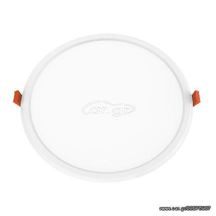 ACA LED SMD Χωνευτό Panel Οροφής STRON 22W  - Φυσικό Λευκό (4000Κ) - STRON2240RW