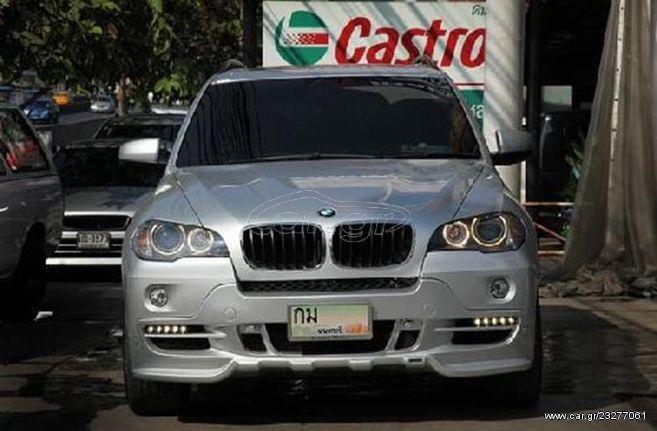 HAMANN Εμπρός Σπόιλερ με LED BMW X5 E70