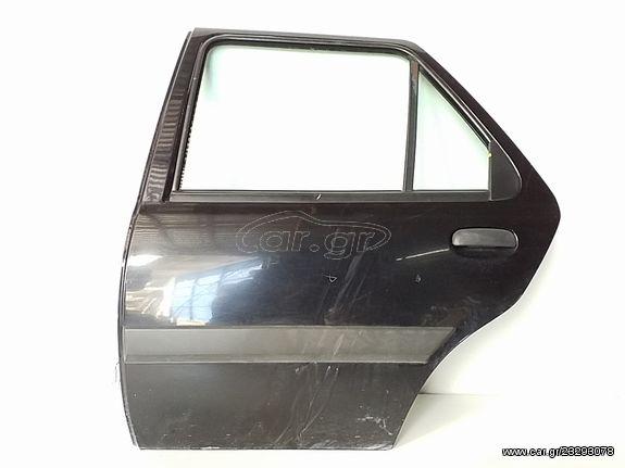 Πόρτα FORD FIESTA ( JA ) Ηatchback / 5dr 1999 - 2002 ( Mk4b ) 1.0 i  ( ZH10JRB  ) (52 hp ) Βενζίνη #XC134490B84