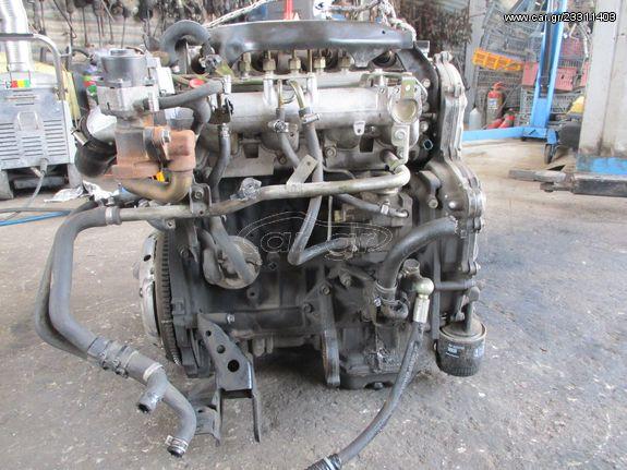 Κινητήρες (YD22) Nissan Almera N16 '04