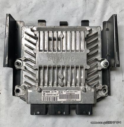 CITROEN / PEUGEOT μοντ. 02'-09' 1.4 cc HDi ΕΓΚΕΦΑΛΟΣ ( από κινητήρα με κωδικό : 8HZ )