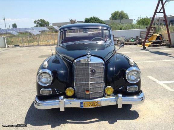 Mercedes-Benz 300 '58 ADENAUER