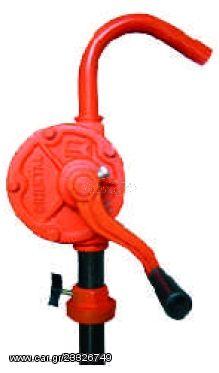Aντλία Χειροκίνητη για Mετάγγιση Πετρελαίου-Λαδιού από Βαρέλι Nova RD25 35006