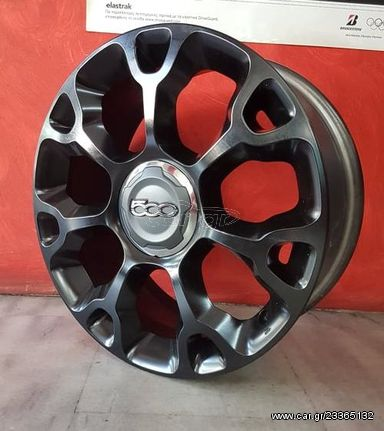 FIAT 500L ORIGINAL ΖΑΝΤΕΣ 7x17 5x98 ET41