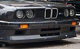 ΚΑΡΔΙΑ ΜΑΣΚΑ BMW E30 (83-91) OEM ΧΡΩΜΙΟ/ΜΑΥΡΗ-thumb-2
