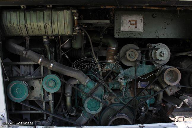 Mercedes OM 442 500PS V8