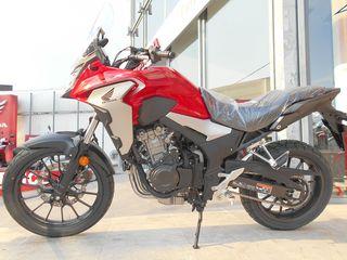 Honda CB 500 '20 X ΕΤΟΙΜΟΠΑΡΑΔΟΤΟ !!!
