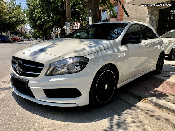 Mercedes-Benz A 180 2016