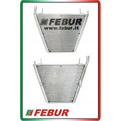 Febur Racing πρόσθετο ψυγείο νερού για YAMAHA YZF-R3 2015-2018 στα 632€