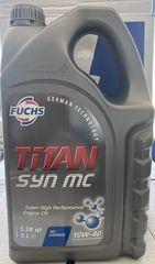 FUCHS TITAN SYN MC 10W-40 5L