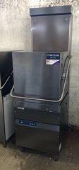 Μεταχειρισμένο πλυντήριο καμπάνα με ανάκτηση θερμότητας METOS HD 130 PREMIUM .