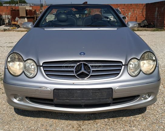 Μουρη κομπλε απο Mercedes CLK-CLASS W209