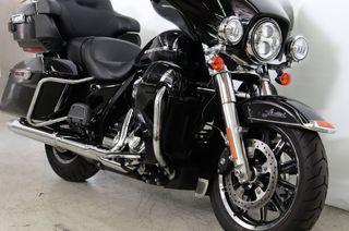Harley Davidson Electra Glide Ultra Limited '18 Milwaukee Eight 1750 cc