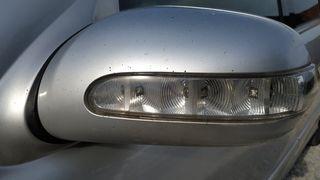 Καθρεφτες γνησιοι ηλεκτρικα ανακλινομενοι απο Mercedes W220 S-CLASS FACELIFT