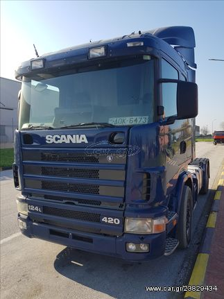 Scania '02 420 XLEURO 3