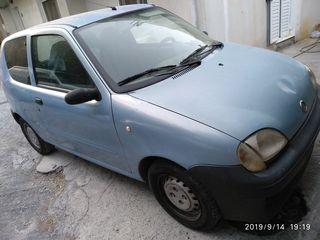 Fiat Seicento '02 S