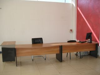 Γραφείο δύο τεμάχια με γωνία