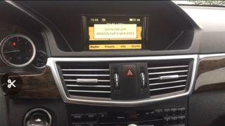 Navigation για Mercedes-Benz E-CLASS W212