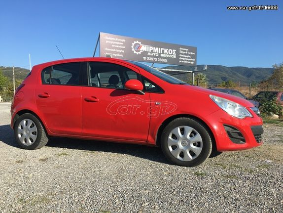 Opel Corsa 2012 EURO5 DIESEL