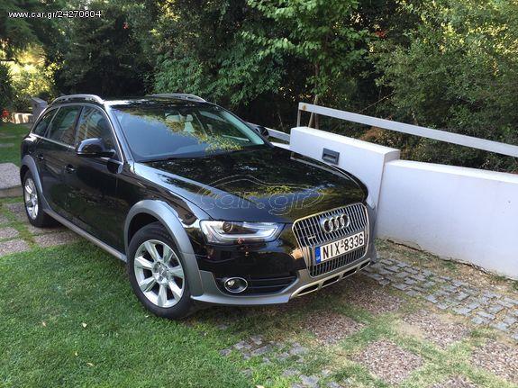 Audi A4 allroad '15