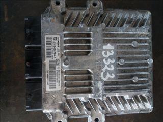 Citroen C6 εγκέφαλος κινητήρα 5WS40379A-T SW9658198080 HW9648237680  SID201